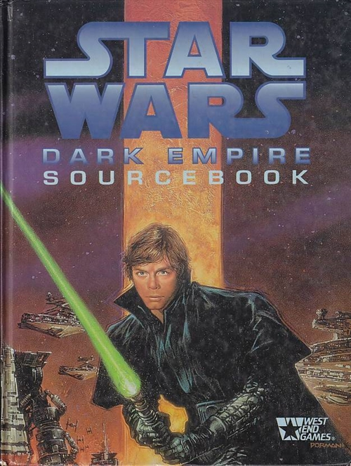 Star Wars D6 - Dark Empire Sourcebook (B-Grade) (Genbrug)